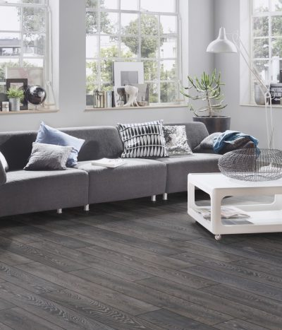 Laminat Bedrock oak black 12mm